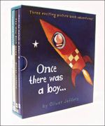 Once There Was a Boy-- : Three Book Set - Oliver Jeffers