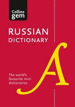 Collins Gem Russian Dictionary - Collins