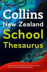 Collins New Zealand School Thesaurus - Collins Dictionaries