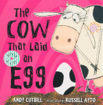 The Cow That Laid an Egg : Book and CD - Andy Cutbill