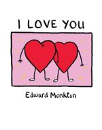 I Love You - Edward Monkton
