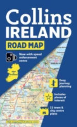 Ireland Road Map - Collins Maps