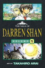 Cirque Du Freak : The Manga, A Living Nightmare - Darren Shan