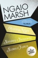 Opening Night : WITH Spinsters in Jeopardy - Ngaio Marsh