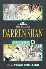 The Saga Of Daren Shan : Volume 4 - Darren Shan