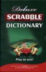 Collins Scrabble Dictionary : Deluxe Edition - .