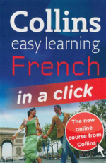 Collins Easy Learning French in a Click : With CD (Audio) - Sophie Gavrois