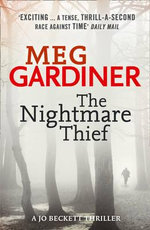 The Nightmare Thief - Meg Gardiner