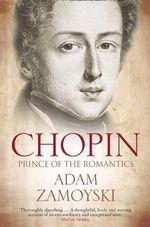 Chopin - Adam Zamoyski