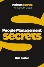People Management : Collins Business Essentials - Rus Slater