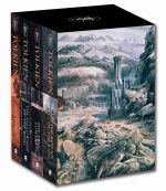 The Hobbit & The Lord of the Rings : 4 x Paperbacks in 1 x Boxed Set - J. R. R. Tolkien