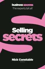 Selling (Collins Business Secrets) : Collins Business Secrets - Nick Constable