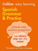 Easy Learning Spanish Grammar and Practice - Collins Dictionaries