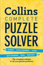 Collins Complete Puzzle Solver - Collins