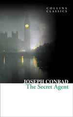 The Secret Agent : Collins Classics - Joseph Conrad