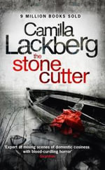 The Stonecutter : Pegasus Crime (Hardcover) - Camilla Lackberg