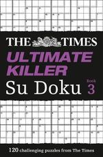 Times Ultimate Killer Su Doku 3 - Times Books