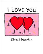 I Love You Boxset - Edward Monkton