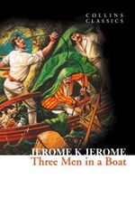 Three Men in a Boat : Price of Money v. 9 - Jerome K. Jerome