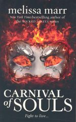Carnival of Secrets - Melissa Marr