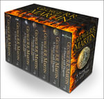 A Game of Thrones : The Story Continues : The Complete Box Set of All 7 Books - George R. R. Martin