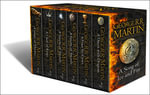 A Game of Thrones :  Song Of Ice & Fire - The Story Continues : The Complete Box Set of All 6 Books - George R. R. Martin