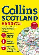 Collins Handy Road Atlas Scotland - Collins Maps