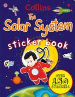 Collins Solar System Sticker Book - Collins UK