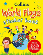 Collins World Flags Sticker Book : Views of a Changing World - Collins UK