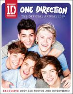 One Direction : The Official Annual 2013 - One Direction