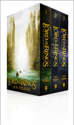 The Lord of the Rings : Boxed Set - J. R. R. Tolkien