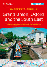 Grand Union, Oxford & the South East No. 1 (Collins Nicholson Waterways Guides) : Collins Nicholson Waterways Guides