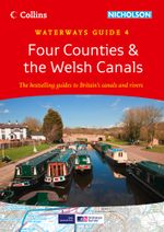 Four Counties & the Welsh Canals No. 4 (Collins Nicholson Waterways Guides) : Collins Nicholson Waterways Guides