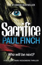 Sacrifice - Paul Finch