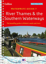 River Thames and Southern Waterways - Collins UK