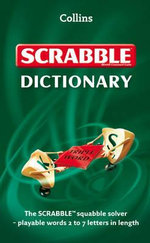 The Collins Scrabble Dictionary - HarperCollins Publishers