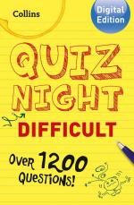 Collins Quiz Night (Difficult) - Collins