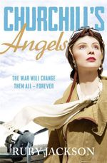 Churchill's Angels - Ruby Jackson