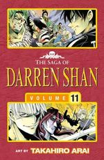 Lord of the Shadows : The Saga of Darren Shan - Darren Shan