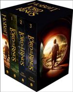 The Hobbit and The Lord of the Rings : Boxed Set - J. R. R. Tolkien
