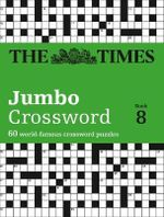 The Times 2 Jumbo Crossword Book 8 - John Grimshaw