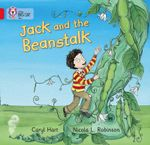 Jack and the Beanstalk : Band 02b/Red B - Caryl Hart