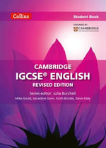Cambridge IGCSE English Student Book : The Acquisition of Argument Structure