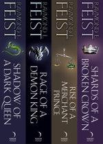 The Serpentwar Saga : The Complete 4-Book Collection - Raymond E. Feist