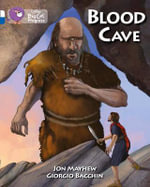 Blood Cave : White Band 10/Sapphire Band 16 - Jon Mayhew