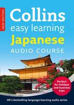 Japanese : Collins Easy Learning Audio - Fumitsugu Enokida