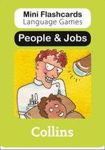 People & Jobs : Mini Flashcards Language Games - Susan Thomas