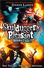 Skulduggery Pleasant 1 & 2 : Skulduggery Pleasant / Playing With Fire  - Derek Landy
