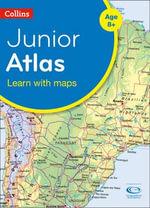 Collins Junior World Atlas - Collins Maps