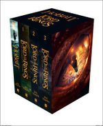 The Hobbit & The Lord of the Rings - 4 x Paperbacks in 1 x Boxed Set - J. R. R. Tolkien